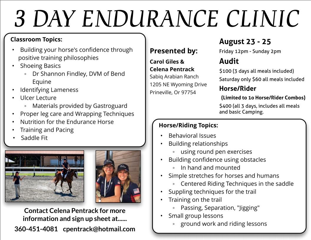 Celena-3-day-clinic